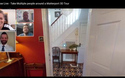 Live 3D Virtual Tours set to transform Worldwide Housing Market